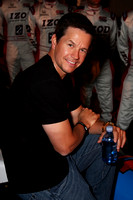 Mark Wahlberg at the G.Q./IZOD IndyCar Event at Rumor Lounge in Boston, MA